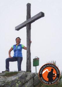 Wanderer Bergwanderführer