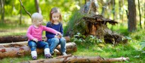 Familienferienwohnungen Kinder spielen